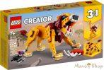 LEGO Creator Vad oroszlán 31112
