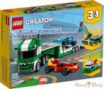 LEGO Creator - Versenyautó szállító 31113