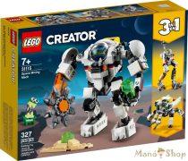 LEGO Creator - Űrbányászati robot 31115