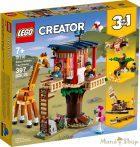 LEGO Creator - Szafari lombház a vadonban 31116