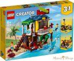 LEGO Creator - Tengerparti ház szörfösöknek 31118