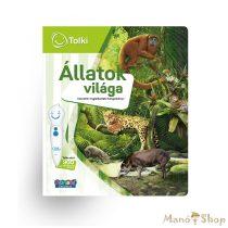 TOLKI Interaktív foglalkoztató könyv - Állatok világa