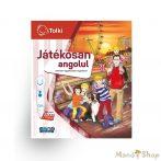 TOLKI Interaktív foglalkoztató könyv - Playful English