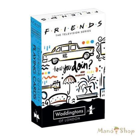 Waddingtons Friends - Jóbarátok francia kártya