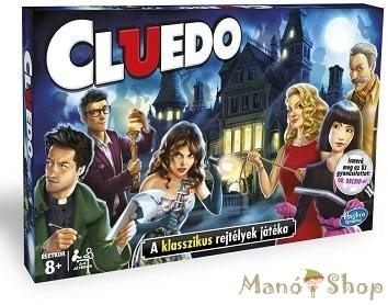 Cluedo  A Klasszikus rejtélyek játéka