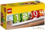 LEGO Kocka naptár 40172