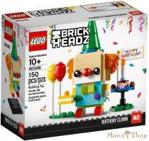 LEGO Brickheadz - Szülinapi bohóc 40348