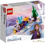 LEGO Disney - Jégvarázs Olaf utazó szánkója 40361