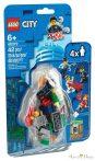 LEGO City - Rendőrségi minifigura készlet 40372