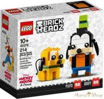 LEGO Brickheadz - Goofy és Plútó 40378