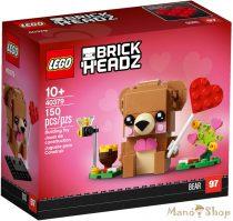 LEGO BrickHeadz - Valentin napi maci 40379