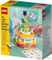 LEGO Szülinapi készlet 40382