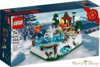 LEGO Karácsonyi korcsolya 40416