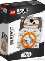 LEGO Brick Sketches - BB-8 40431