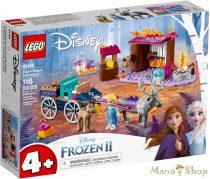 LEGO Disney Elza kocsis kalandja 41166