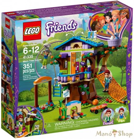 LEGO Friends - Mia lombháza 41335