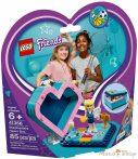 LEGO Friends Stephanie Szív alakú doboza 41356