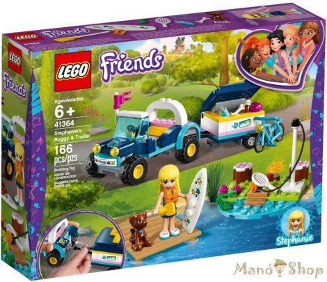 LEGO Friends - Stephanie dzsipje 41364
