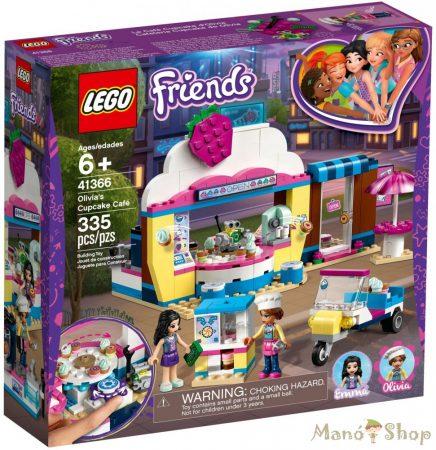 LEGO Friends Olivia cukrászdája 41366