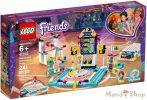LEGO Friends - Stephanie gimnasztika bemutatója 41372