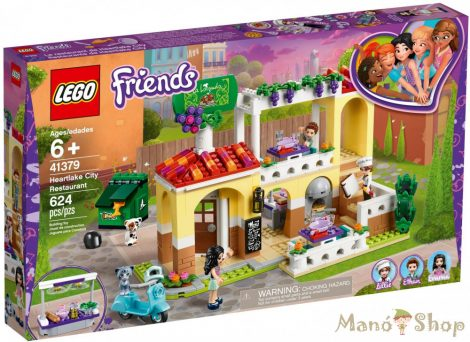 LEGO Friends Heartlake City Étterem 41379