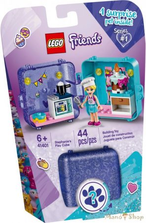 LEGO Friends Stephanie shopping dobozkája 41401