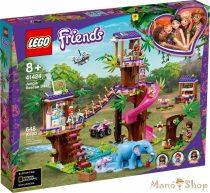 LEGO Friends - Dzsungel mentőközpont 41424