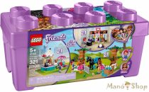 LEGO Friends Heartlake City Elemtartó doboz 41431