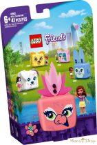 LEGO Friends Olivia flamingós dobozkája 41662