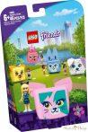 LEGO Friends Stephanie cicás dobozkája 41665