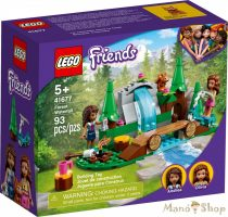 LEGO Friends - Erdei vízesés 41677