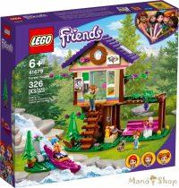 LEGO Friends - Erdei házikó 41679