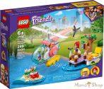 LEGO Friends - Állatklinikai mentőhelikopter 41692