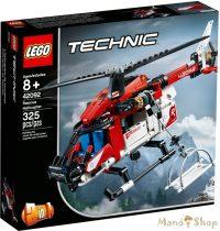 LEGO Technic Mentőhelikopter 42092