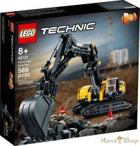 LEGO Technic Nagy teherbírású exkavátor 42121