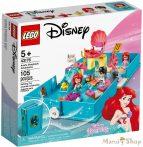 LEGO Disney Princess - Ariel mesekönyve 43176
