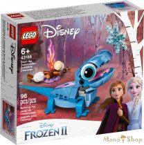 LEGO Disney Princess - Bruni a szalamandra - megépíthető karakte 43186