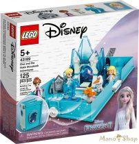 LEGO Disney - Elsa és Nokka mesekönyvük kalandokból 43189