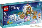LEGO Disney Princess - Hamupipőke királyi hintója 43192