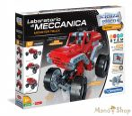 CLEMENTONI Mechanikai labor Monster Truck 10 az 1-ben építőjáték