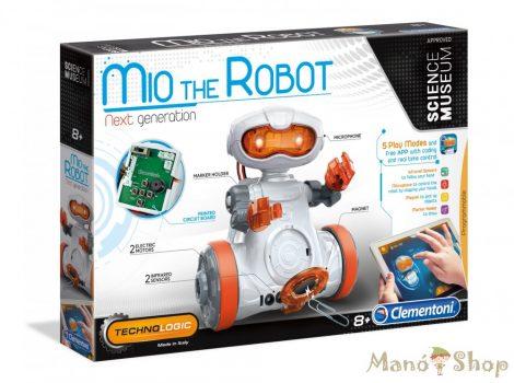 Clementoni Science - MIO a programozható robot - Next Generation
