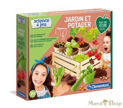 Clementoni Science - Kertész szett