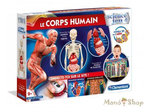 Clementoni Science - Az emberi test