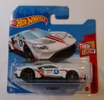 Hot Wheels - Then and Now - '17 Ford GT (GTB38)