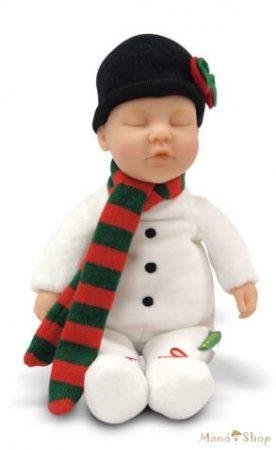 Anne Geddes babák - Hóember