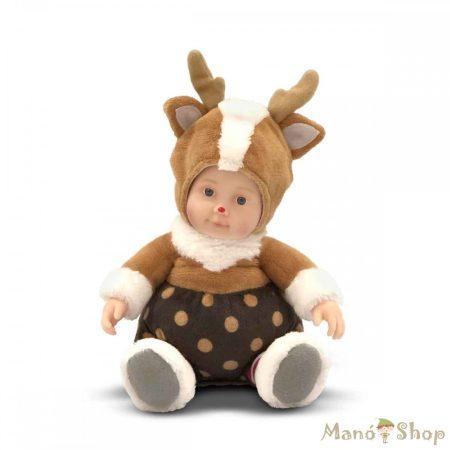 Anne Geddes baba - Karácsonyi kollekció - Rénszarvas
