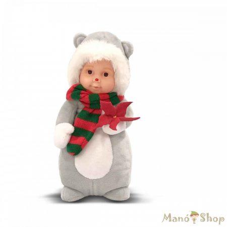 Anne Geddes baba - Karácsonyi kollekció - Jegesmaci