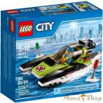 Lego CITY Versenycsónak 60114