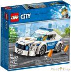 LEGO City - Rendőrségi járőrkocsi 60239