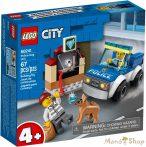 LEGO City - Kutyás rendőri egység 60241